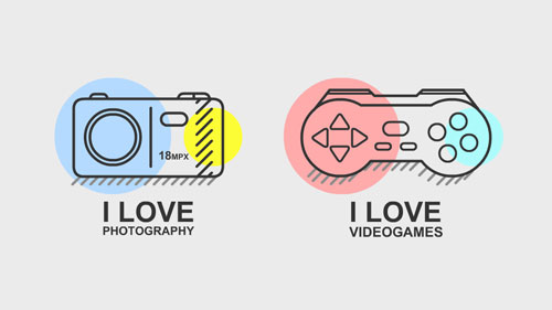 I Love photography and videogames
