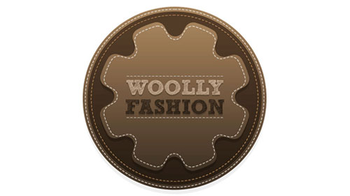 Logo Woolly Fashion