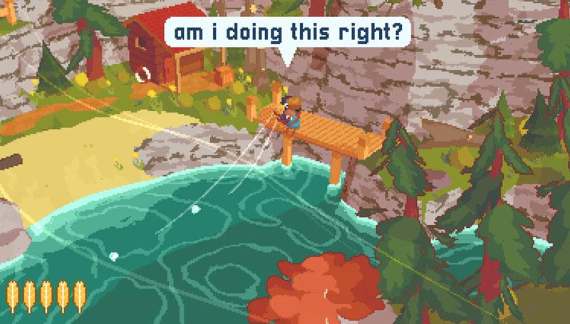 A Short Hike es un juego indie maravilloso y bonito