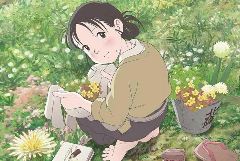 En este rincón del mundo, película de animación japonesa para ver en navidad