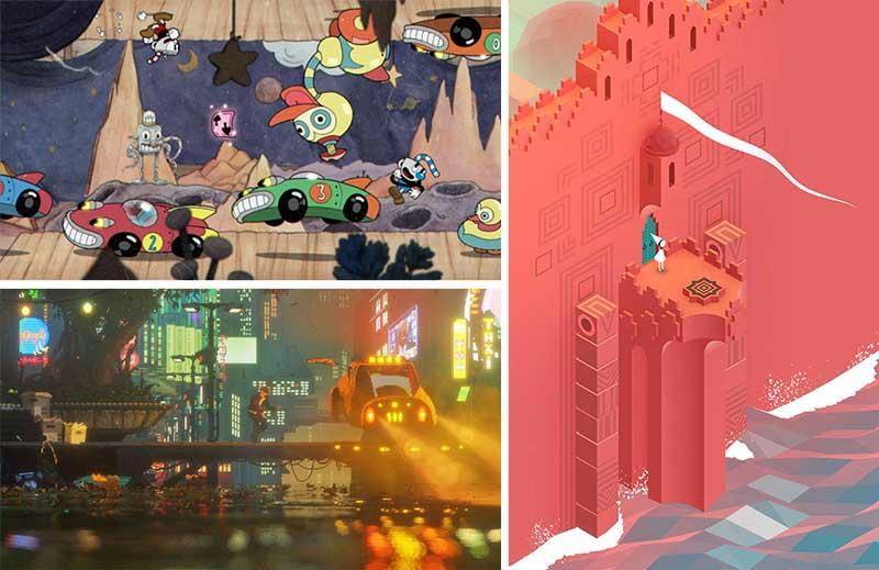 Juegos indies no necesitan gráficos fotorrealistas para captar la atención del público