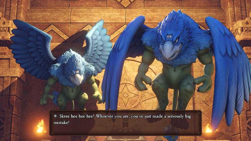 Los combates son fáciles incluso contra los final boss