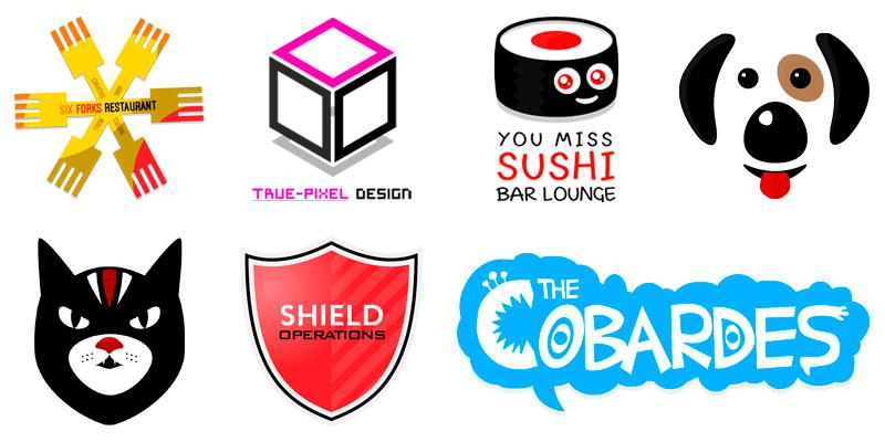 Diseño gráfico - Logos en Torremolinos, Málaga