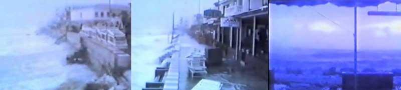 Catástrofe en Torremolinos por el mal temporal del mar
