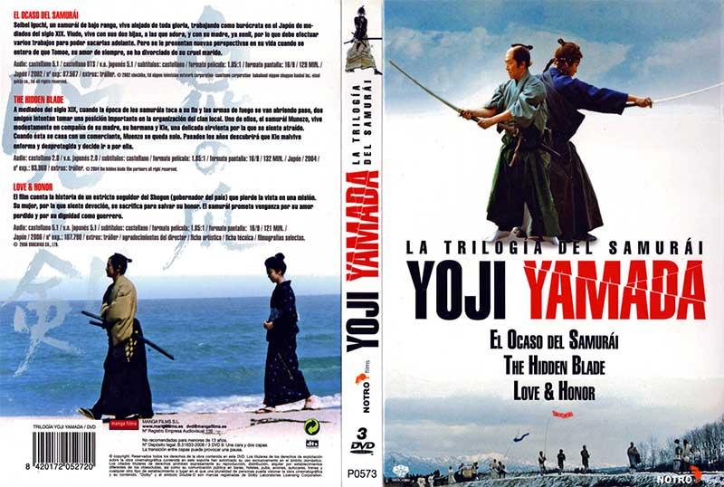 La mejor trilogía de películas de Samuráis