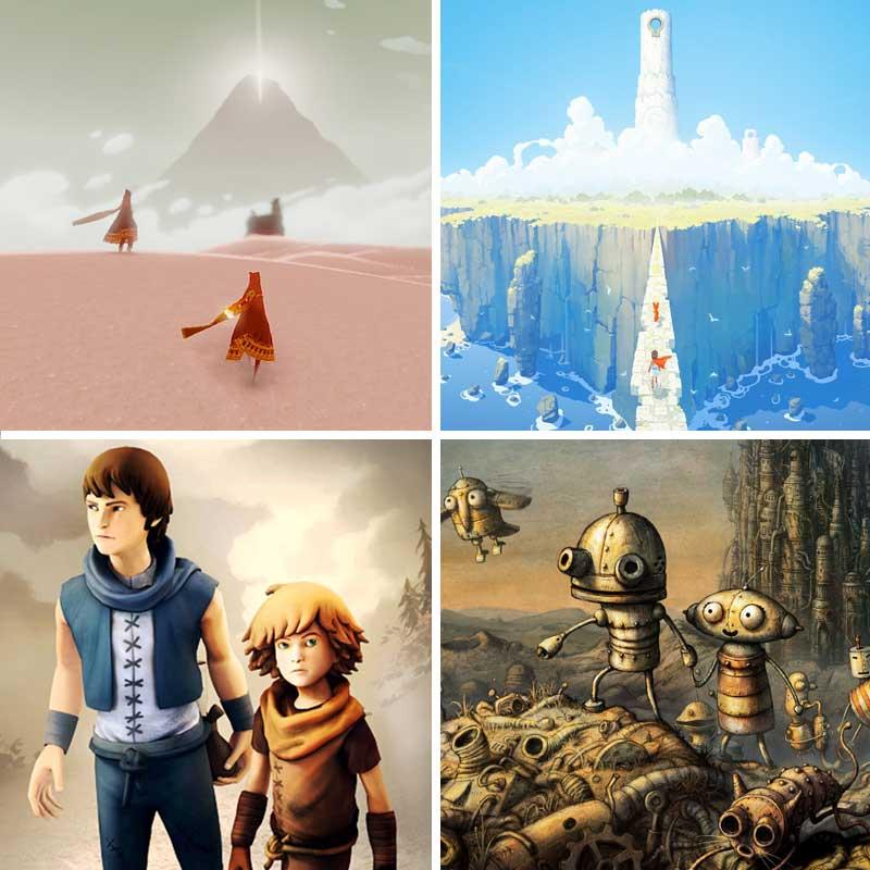 Juegos indies con estilo visual diferente y atractivo