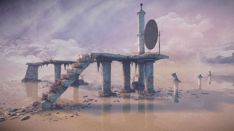 Pinturas y arte contemporáneo en el videojuego Mind: Path to Thalamus