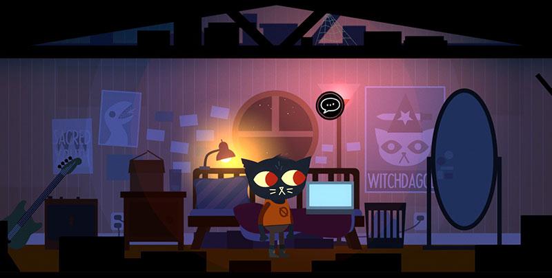 Captura de pantalla de su habitación
