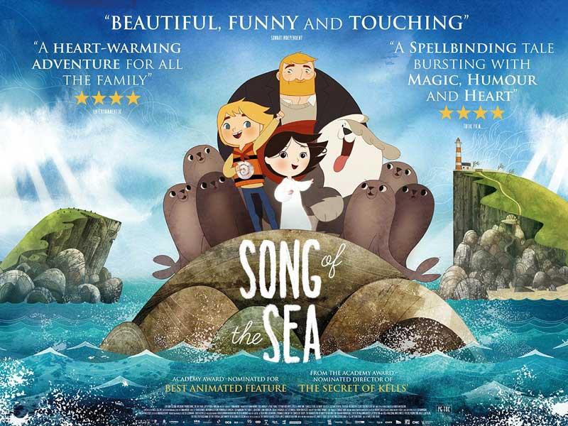 La canción del Mar - Película de animación preciosa hecha en Irlanda