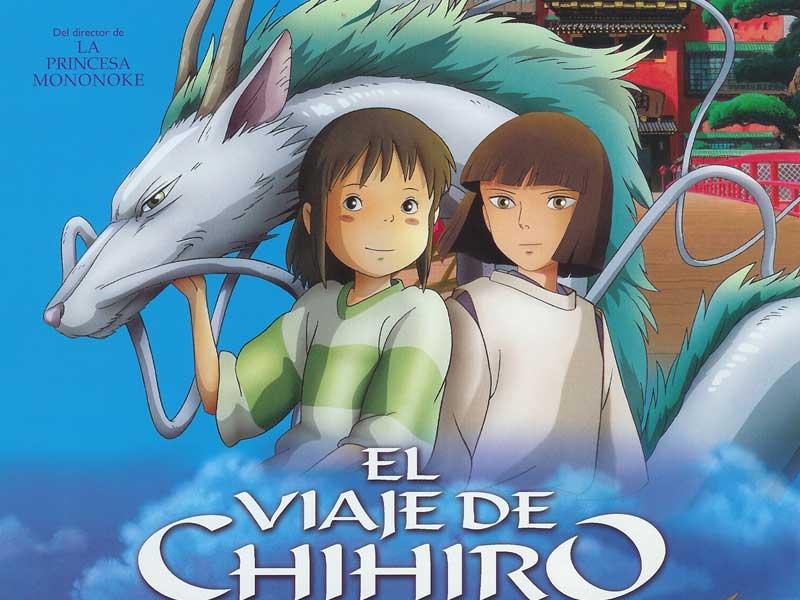 El Viaje de Chihiro, un clásico de la animación japonesa para ver en navidad