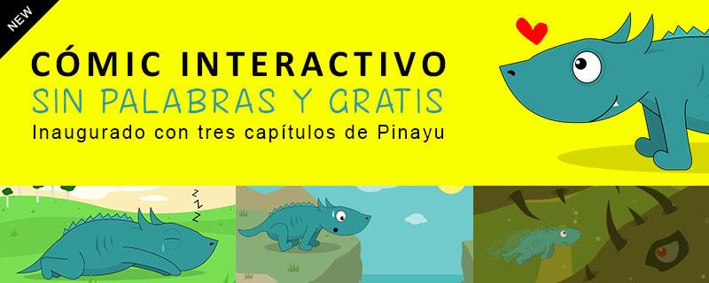 Descubre la novela gráfica interactiva