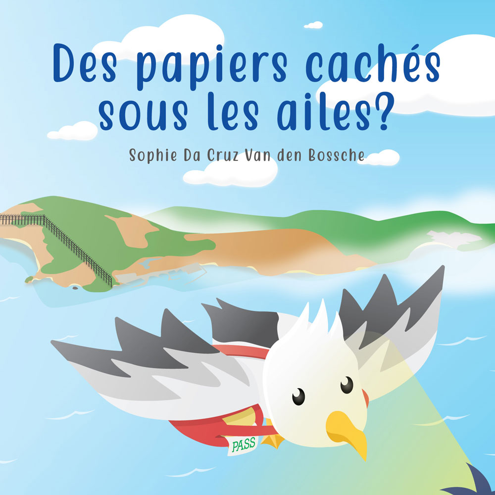Des papiers cachés sous les ailes?