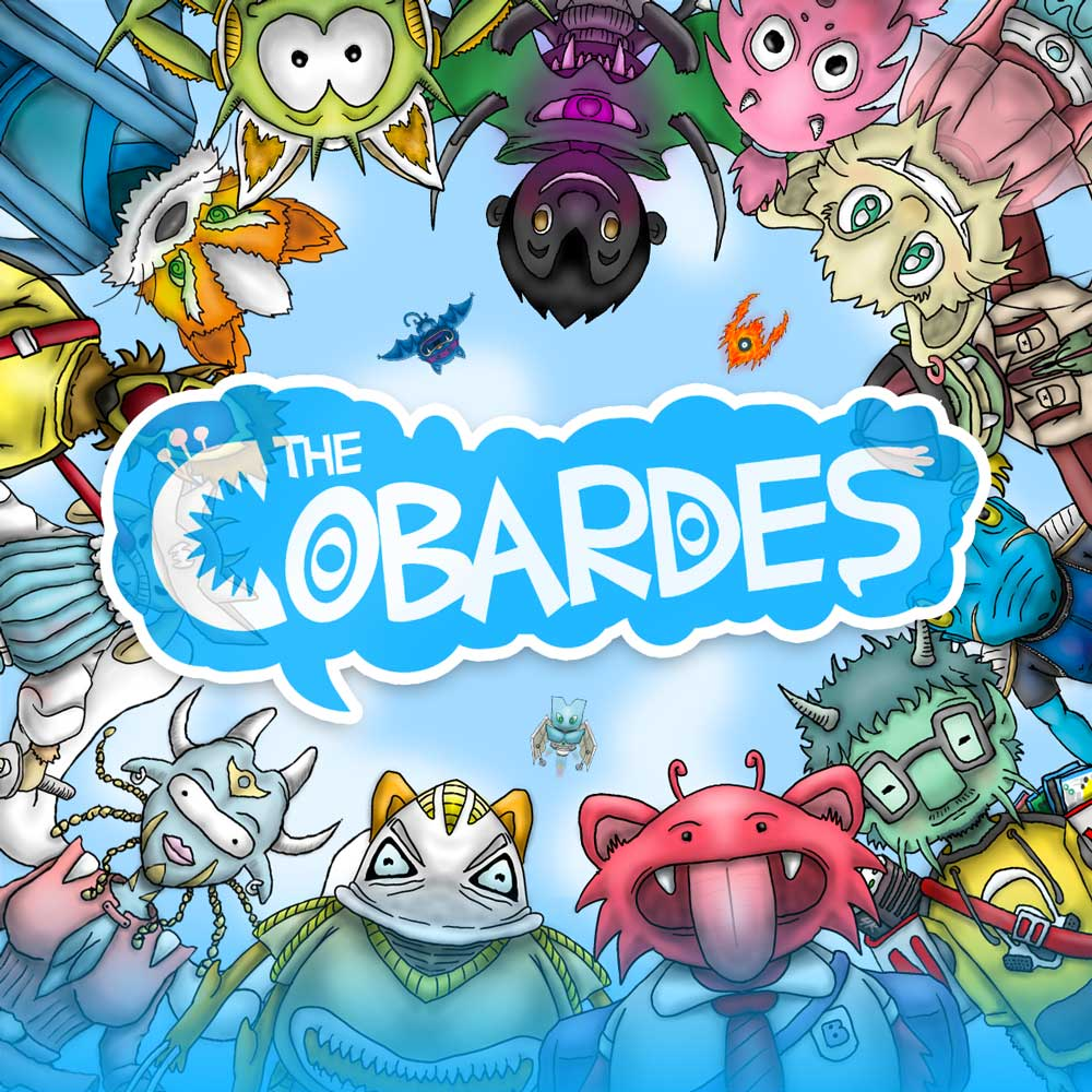 Monstruos The Cobardes